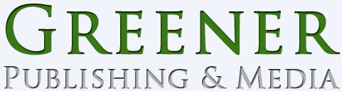 Greener Publishing & Media Logo